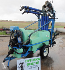 Berthoud Self-propelled sprayer pulverisateur vigne spuma 8