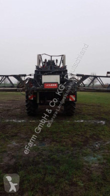 Horsch spraying used