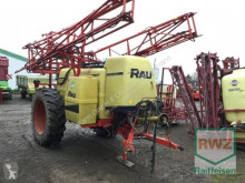 Rau spraying used