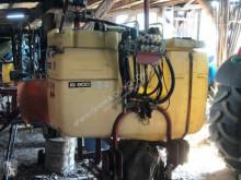 Pulverización Holder usado