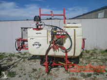 Used Self-propelled sprayer Holder 650 ltr.