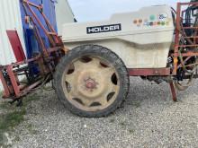 Holder N250 gezogene Feldspritze Pulvérisateur traîné occasion