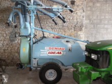 Nc spraying used