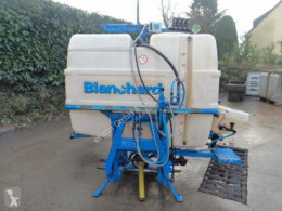 Blanchard spraying used