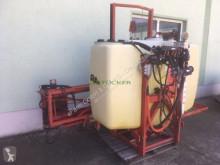 Pulverización Rau usado