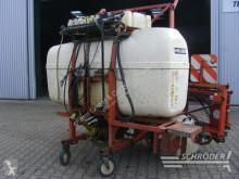 Pulverização Holder usada
