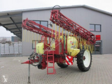Hardi spraying used