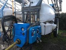 Evrard spraying used