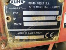 Pulverización Kuhn usado