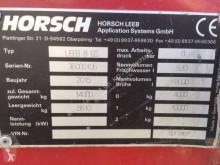 Pulverização Horsch usada