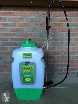 Postrekovanie Nesený postrekovač Accu rug spuit, 20 liter