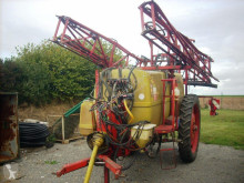 Rau Trailed sprayer Spridotrain