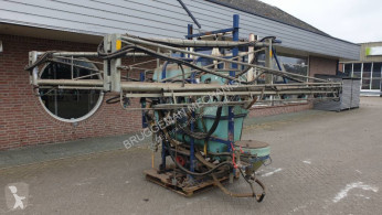 Pulverização Pulverizador automotor Sieger Veldspuit type SM