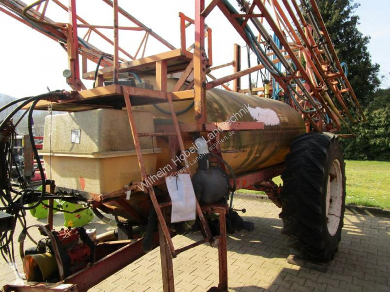 View images Nc BLT 3002 C Anhängespritze spraying