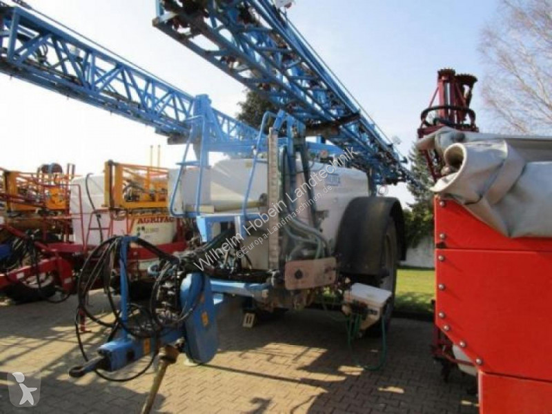 View images Nc Professional 4030 spraying