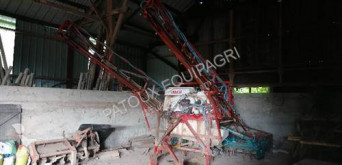 Pulverización Pulverizador portátil Nord Pulve 1200 LITRES