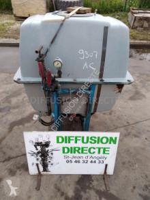 Pulvérisateur automoteur Berthoud pulverisateur mg 3