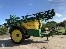 View images John Deere  spraying