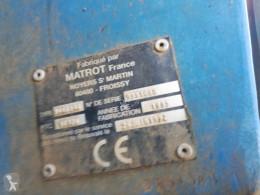 Voir les photos Pulvérisation Matrot M44D 140