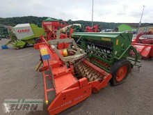 Used Combine drill Hassia DK300/25+Kuhn HRB302