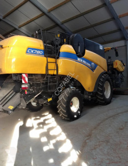Ceifeira-debulhadora New Holland CX 7.8