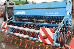 Sembradora Lemken Eurodrill S300 usada