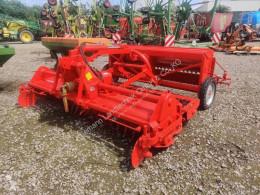 Sembradora Combinado de semirremolque Krone TRS 101/300 ROTORTILLER