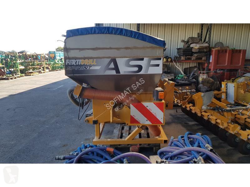 Voir les photos Semoir Alpego ASF1400