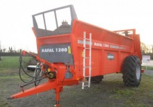 Sodimac Trágyaszóró gép Rafal 1200