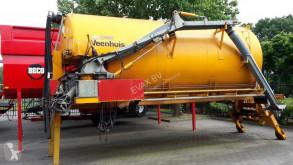 Veenhuis Trágyaszóró gép 24000 HA tank