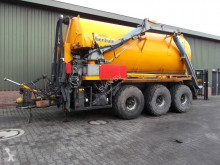 Veenhuis VDL 30 ton haakarm + VMR 24 HA Tonne à lisier occasion