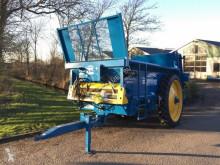 Rozhadzovanie nc Bunning breedstrooier lowlander breedstrooier compost compact Rozhadzovač maštaľného hnoja ojazdený