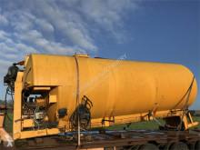 Haak-arm tank 30 m3 op slede tonne à lisier / digestat occasion