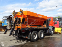 nc Salt Spreader Good Condition complete