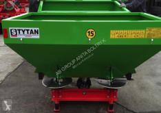 nc STRUMYK - Duengerstreuer 800l Tytan/Double disc fertilizer spreader/Razbra neuf