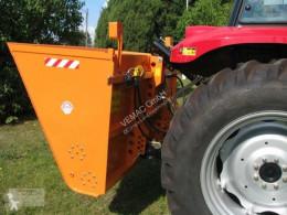 Esparcimiento Kastenstreuer 200cm Streuer Selbstlader Salzstreuer Winterdienst Distribuidor de abono nuevo