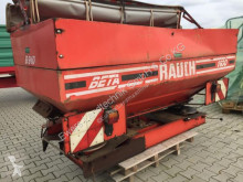 Rauch BETA 1100 used Fertiliser distributor