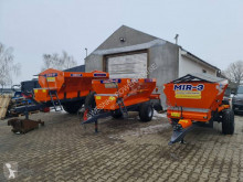 Distributore di fertilizzanti organici nc RCW 3,Spreader, Salt and Sand Spreader, Tractor Lime Spreader