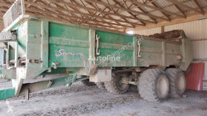 Samson SP22 used Manure spreader