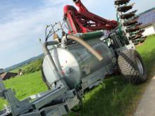 Fliegl Gülleverschlauchungsverteiler used Liquid manure spreader