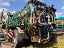 Veenhuis SPT 18000 Gödselspridare begagnad