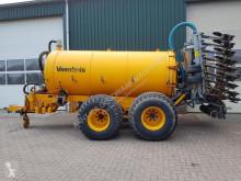 Esparcimiento Veenhuis mesttank 6800 liter incl bemest usado