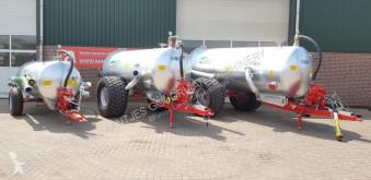 Rozhadzovanie Rozhadzovač maštaľného hnoja Water tank mb 60