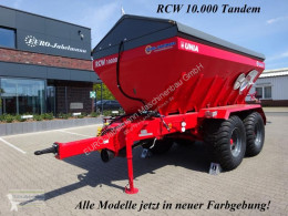 Esparcimiento Distribuidor de abono Unia Großflächenstreuer RCW 5500, NEU