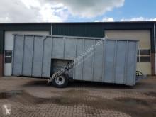 Wóz asenizacyjny nc Verzinkte mestcontainer jong gebruikt
