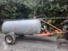 Used Slurry tanker Bauer