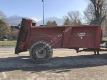 Rozhadzovanie Deguillaume Rozhadzovač hnojiva ojazdený
