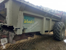 Esparcimiento Esparcidor de estiércol Leboulch GO 800A