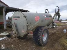 Pichon tci 6050 tonne à lisier / digestat occasion