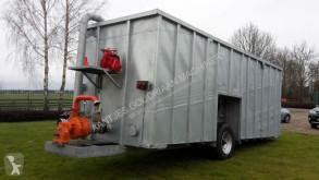 Rozhadzovanie nc Agomac gegalvaniseerde mest-pompcontainer neuf Rozhadzovač maštaľného hnoja nové